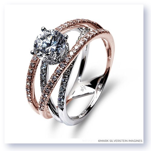 Gossamer Collection Ring